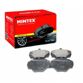 LR032954 Mintex Brake Pad Set of 4 SFP500200 MLB43